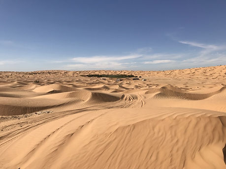 Le Lac Houidath Erreched, désert Tunisien. jpg