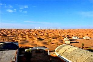 Excursion Zarzis- Ksar Ghilane le désert Tunisien
