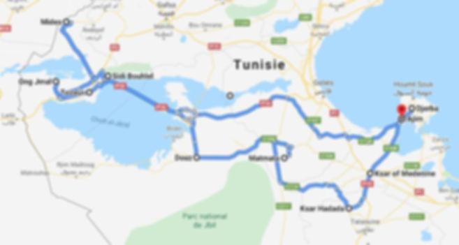 Djerba Tunisie, Star Wars map.JPG
