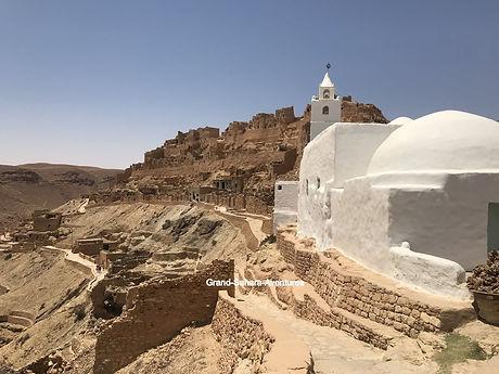 Excursion village berbère de Chenini depuis Djerba