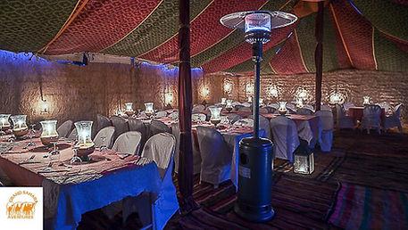 En Tunisie Réveillon dans le désert au Restaurant du campement