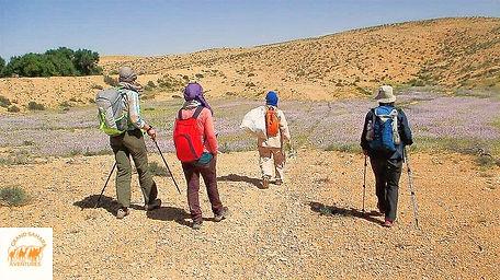 Trekking entre Douiret et Chenini au départ de Djerba