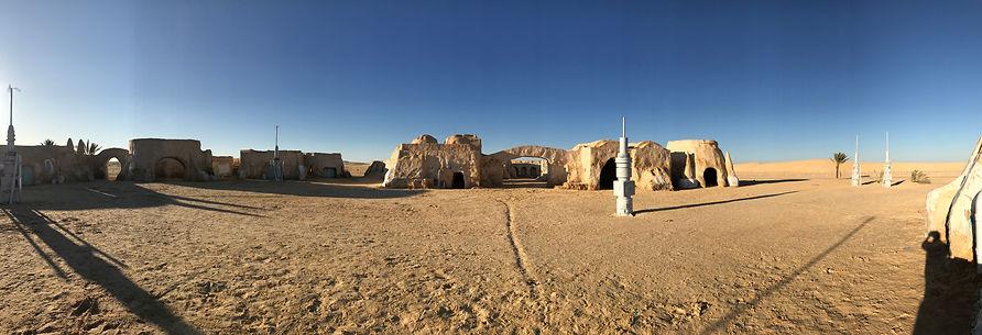 Mos Espa Star Wars Tozeur  Circuit Star Wars Tunisie.