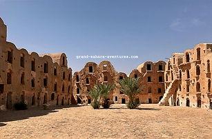 Excursion Zarzis-Chenini-Ksar Ouled Soltane-Ksar Hadada. Tunisie