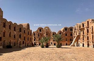 Exursion Djerba Chenini, Ksar ouled soltane, Ksar Hadada en Tunisie