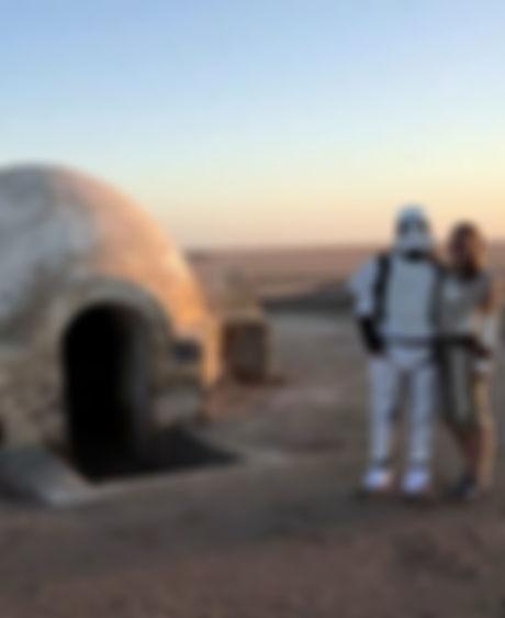 Igloo de star Wars, tunisie, chott el Gharsa. jpg