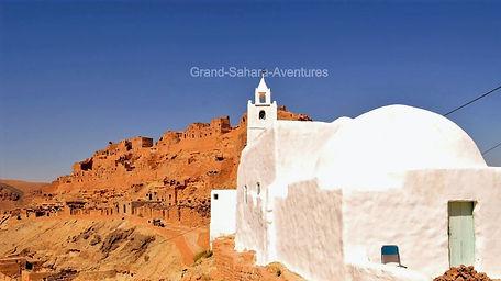 Excursion de Gabes à Tataouine et Chenini. Tunisie