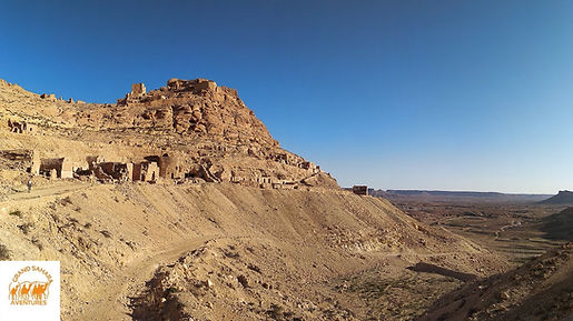 Djerba Trek à Tataouine, Ksar Ghilane et Matmata. Tunisie