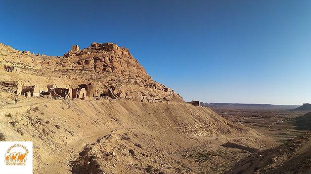 Excursion de Tozeur à Matmata, Tataouine et Ksar Ghilane.