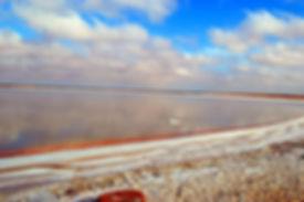 Lac de Zarzis, Sebkhet el Melah. Tunisie. jpg
