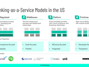 Banking-as-a-Service in the US  |  SynapseFi Deep Dive