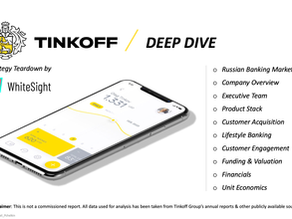 Tinkoff Bank | Neo-Bank Strategy Deep Dive