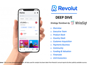 Revolut | Neo-Bank Strategy Deep Dive
