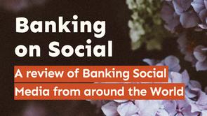 NMD+ WhiteSight: Banking On Social