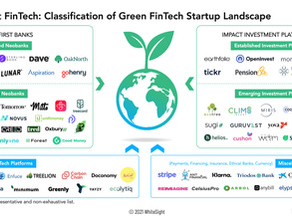 Earth Day 2021: Green is the New Black in FinTech 💚