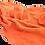 """Thumbnail: Couture Designer Dreiecks-XXL-Tuch """"terracotta"""" - limitiert"""