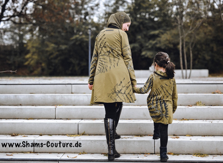 "Lillestoff ""Fougére"" bei Shams Couture"