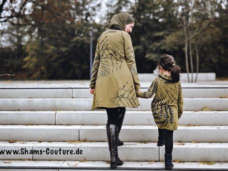 """Lillestoff """"Fougére"""" bei Shams Couture"""
