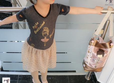 """""""Petite No.1"""" - Mein Schnittmuster für ein Ballettkleid"""