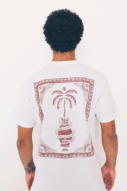 Camiseta Coqueiro Cartaz