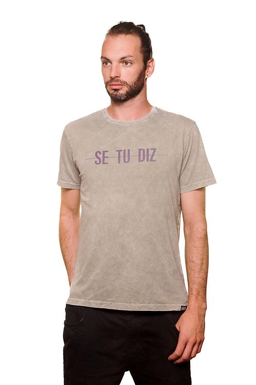 Camiseta Estonada Se Tu Diz