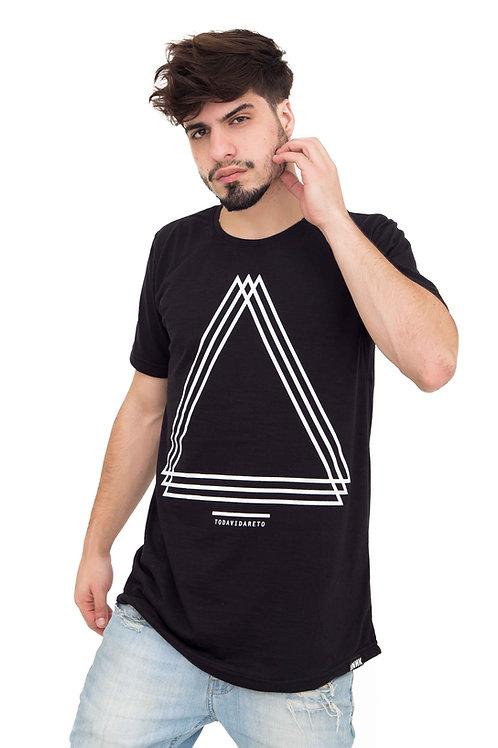 Camiseta Triângulos