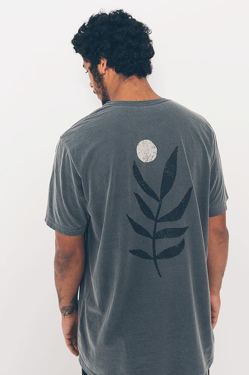Camiseta Estonada Leaves