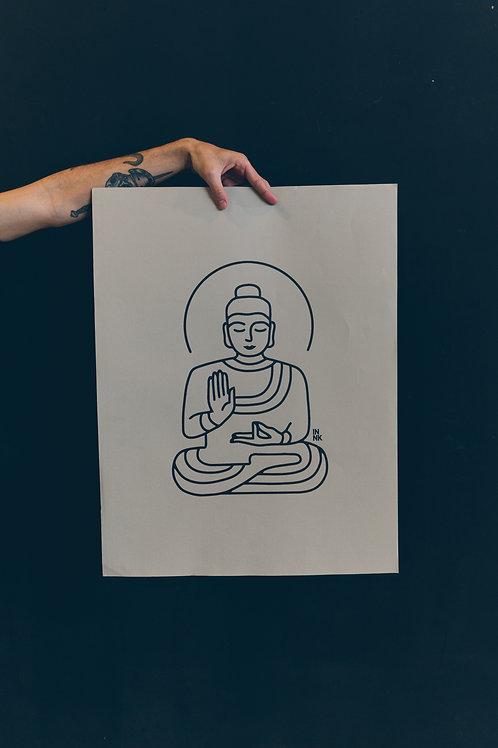Buddha Pôster