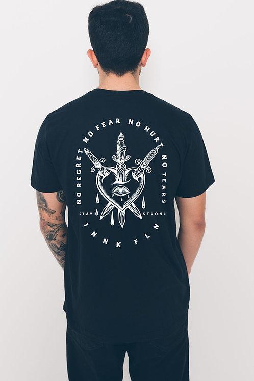 Camiseta No Regret