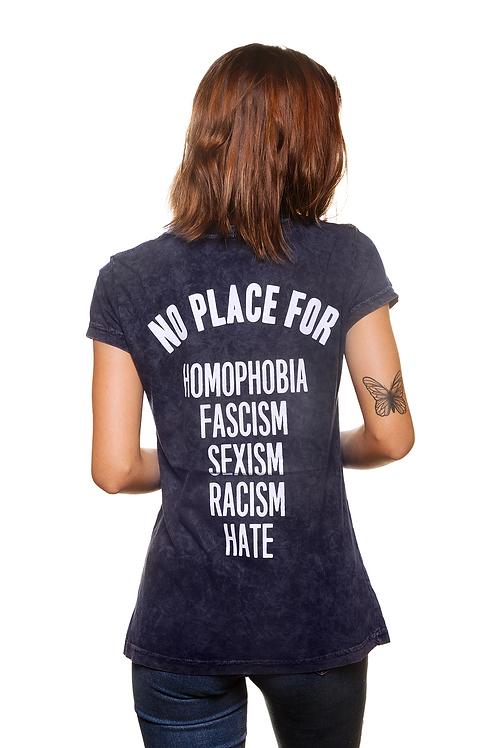T-shirt Estonada No Place