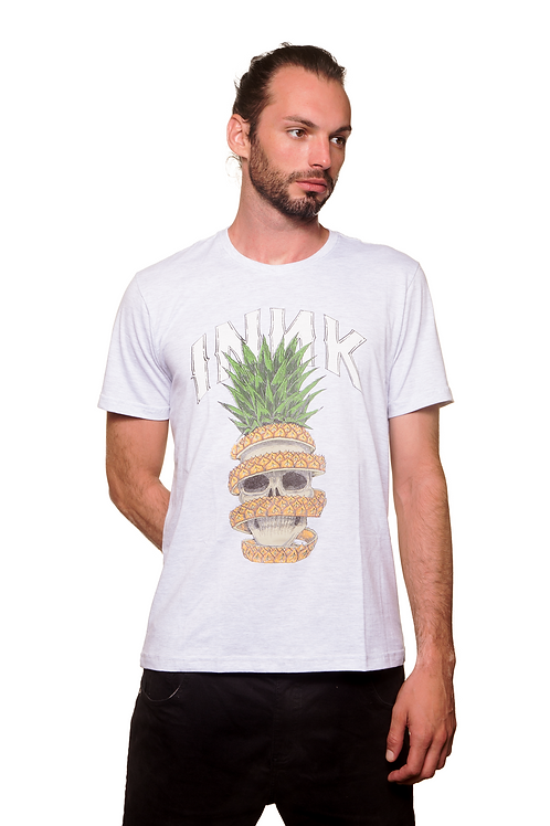Camiseta Abacaveira Branca