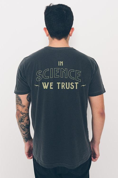 Camiseta Estonada Science