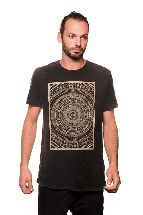Camiseta Estonada Mandala