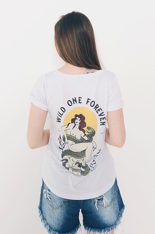 T-shirt Wild One