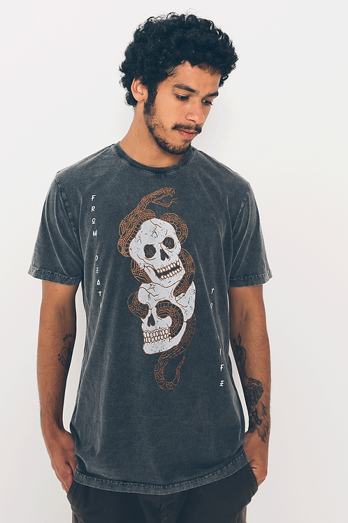 Camiseta Estonada From Death