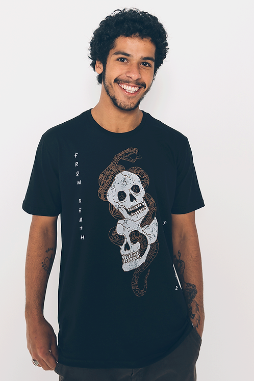 Camiseta From Death