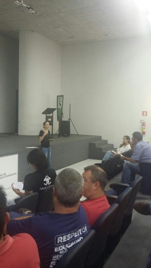 Reunião ConCampus