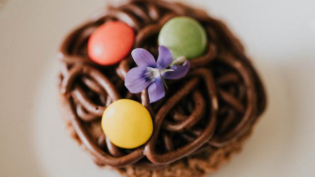 Les Cupcakes de Pâques