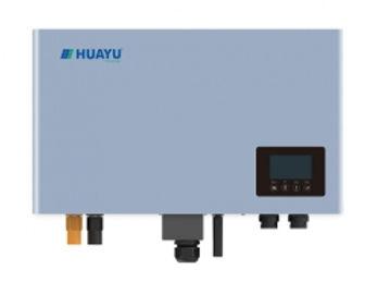 String Wechselrichter 3 ph mit 4 MPPT industriell