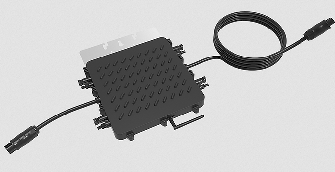 Mikro Inverter 4 in 1
