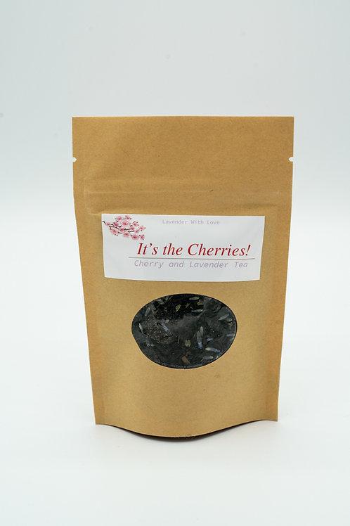It's the Cherries! : Cherry and Lavender Tea