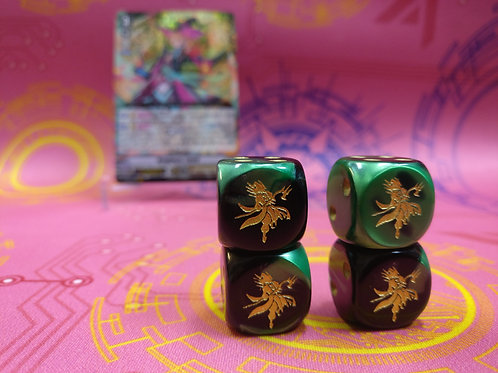 Luard Dice Set