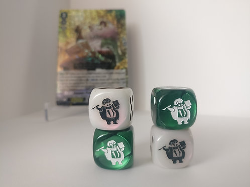 Big Belly Dice Set