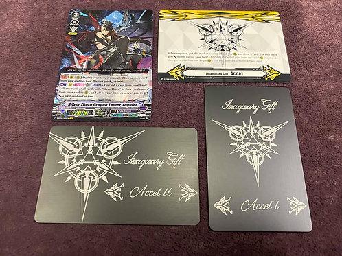 Metal Accel Marker card