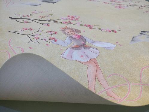 Ash Blossom Playmat/Dice Set