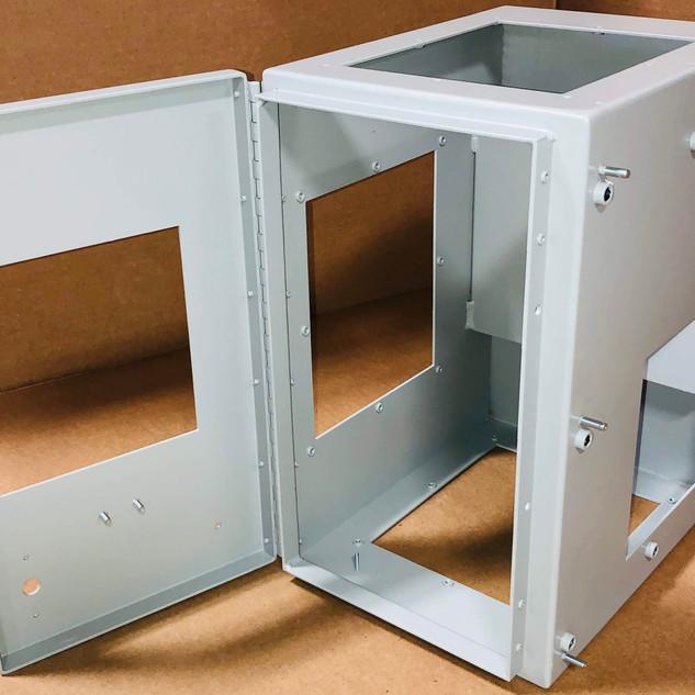 Custom Enclosure High Voltage