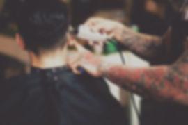 Trimming Hair