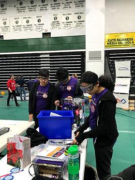 Photo of team working