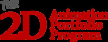 The 2D Animation Portfoli Program