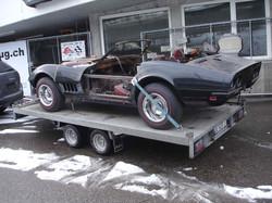 68er Corvette
